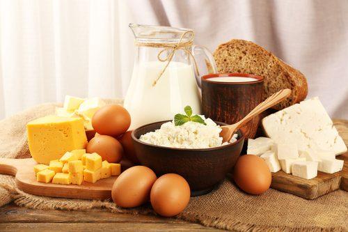 Milk, Butter & Eggs